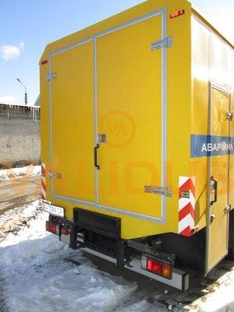 (АВМ) Аварийно–восстановительная машина (Isuzu)