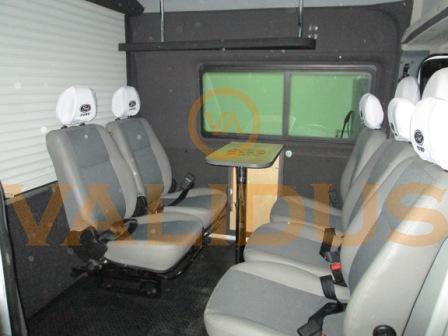 Оперативно - спасательный автомобиль (Ford Transit)