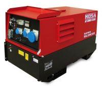 Дизельный генератор 12,1 кВт GE 12000 KSX/GS - AVR (MOSA)