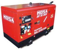 Дизельный генератор 12,0 кВт GE 15 YSX (MOSA)