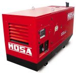 Дизельный генератор 134,4 кВт GE 165 FSX (MOSA)