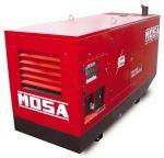 Дизельный генератор 220 кВт GE 275 FSX (MOSA)