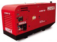 Дизельный генератор 360 кВт GE 455 FSX (MOSA)
