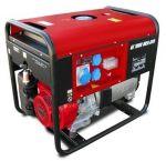 Бензиновый генератор 6,5 кВт GE 7000 HBSl - HBSlE AVR (MOSA)