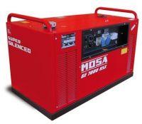 Бензиновый генератор 6 кВт GE 7000 HSX (MOSA)