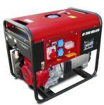 Бензиновый генератор 6,4 кВт GE 7500 HBSl - HBSlE AVR (MOSA)