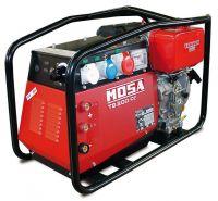 Дизельныйсварочный генератор 190А TS 200 DS-DES/CF (MOSA)