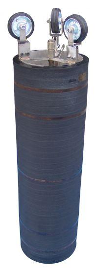 Короткий пакер с металлическим сердечником и шасси (FAB-COB)