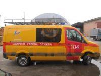 Аварийно – восстановительная машина для газовой службы (VOLKSWAGEN Crafter) АВМ-35K-SB-SD (VALIDUS)