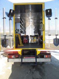 (АВМ) Аварийно–восстановительная машина (Isuzu) КВАВМ-КВ-5 (VALIDUS)